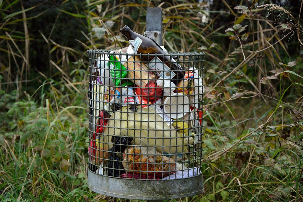 Haushaltsmüll - Recycling bringt was